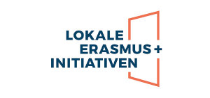 Logo Lokale Erasmus+ Initiativen